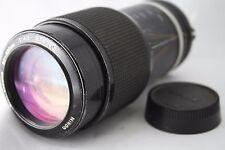 Nikon zoom-Nikkor 80-200mm 1:4.5 Non Ai **As Is** #Y001