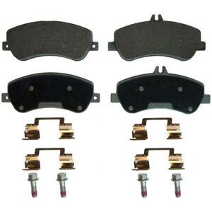 Disc Brake Pad Set-ThermoQuiet Disc Brake Pad Front Wagner QC772