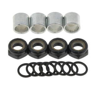 Replacement-Truck-Bearing-Washers-Spacers-Nuts-for-Longboard-Cruiser-Scooter