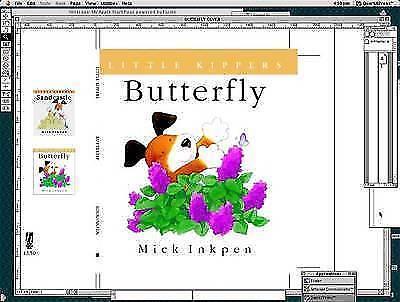 Inkpen, Mick, Little Kipper Butterfly, Excellent Book
