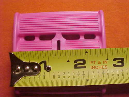 "Elgin Colson Murray Huffy Amf nos Vintage Pink 7//16/"" Tricycle Pedals with caps"