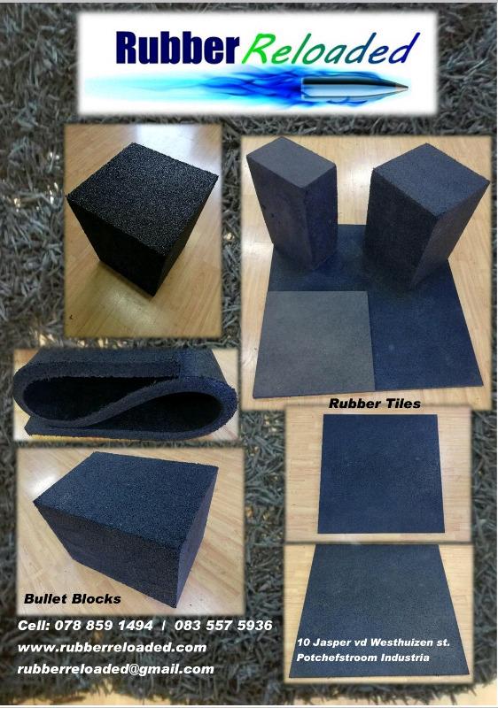 Rubber Mats/Tiles