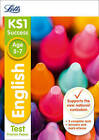 KS1 English Practice Test Papers by Letts KS1 (Paperback, 2015)
