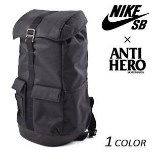 X Sltr Ltd Hero Sb Abrigo Skateboard Ed Anti Mochila Nike Negra w5InT