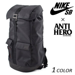 Negra Ed Sltr Anti Sb Nike X Ltd Hero Skateboard Mochila Abrigo nPUAOAwxq