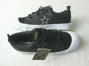 Trasplante para Multa  Converse Mens One Star MC18 Ox Gore-Tex Waterproof Shoes Black White Size 8  New 22869237168 | eBay