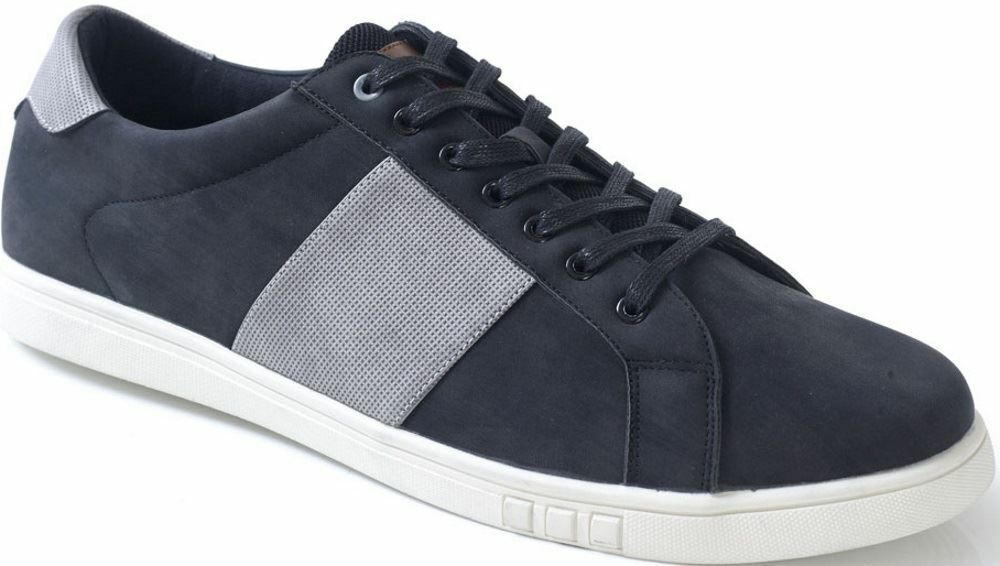 2e1e6774f4098f D555 Texas Lace Up Trainer in UK sizes from 12
