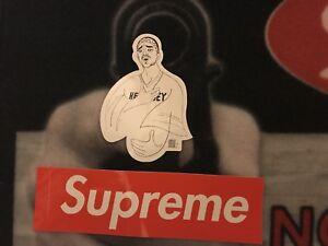 Supreme Prodigy Sticker Box Logo SS18