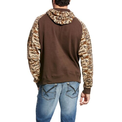 Ariat® Men/'s Patriot Desert Digital Camo Hoodie 10022684