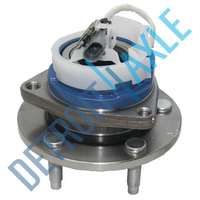 New Complete Front Wheel Hub and Bearing Assembly for Chevy and GM Vehicles
