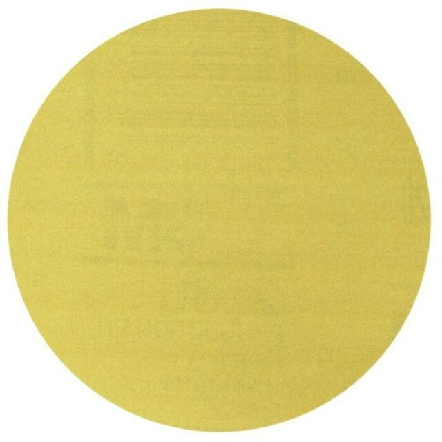 """3M Stikit� Gold Disc Roll 01432 6/"""" P500A 175 discs//roll 1432"""