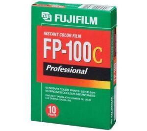 FUJIFILM-FP-100-C-GLOSSY-GLANZ-1-Film-MHD-expiry-date-10-2018