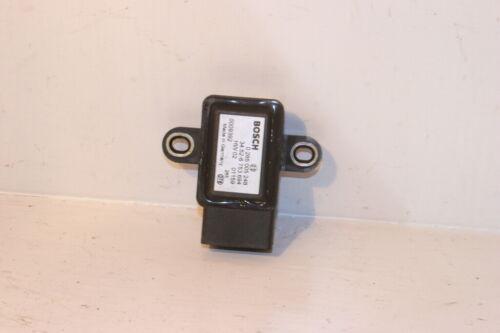 Range Rover L322 BMW E53 X5 0265005248 BOSCH ESP YAW Capteur de vitesse 3452.6753694