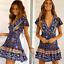 Boho-Women-Sleeveless-Maxi-Dress-Summer-Beach-Evening-Cocktail-Party-Sundress thumbnail 15