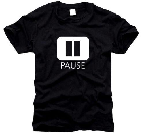 Gr T-Shirt S bis XXXL PAUSE