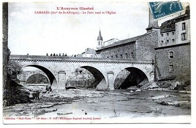 (s-103694) France - 12 - Camares Cpa