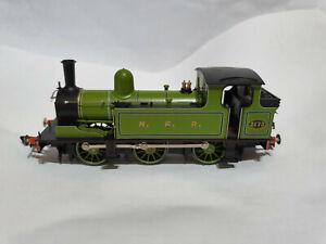 Bachmann-31-063-E1-CLASS-2173-NER-Lined-Green-OO-gauge-BNIB