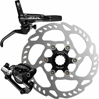 SLX M7000 Hydraulic Disc Brake Brake set ICE Tech front and rear For SHIMANO