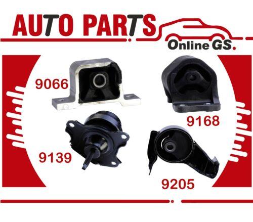 Engine Motor /& Trans Mount Set 4PCS for Honda Element 2.4L 2003-2011 for Auto T.