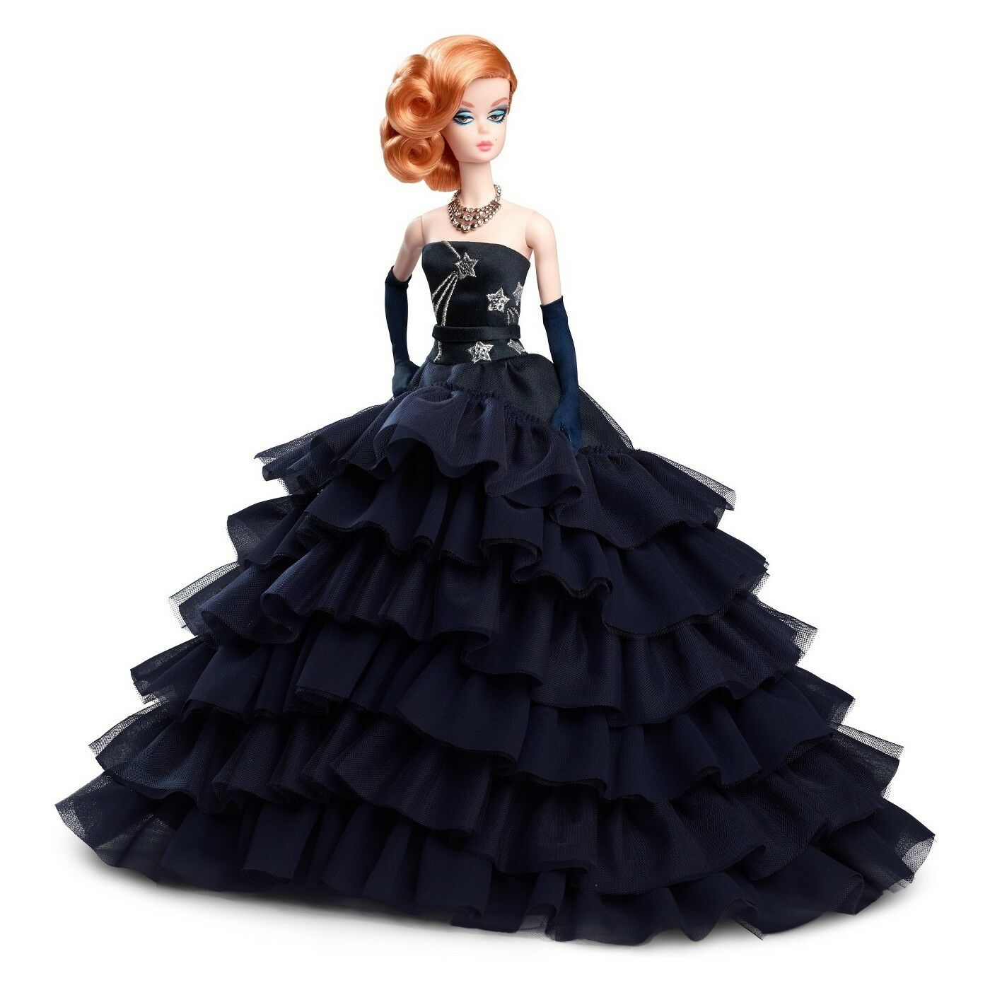 Barbie Collector bfmc medianoche Glamour menta muñeca Silkstone