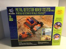 Edu Science Metal Detector Rover #8022 Nib Toy