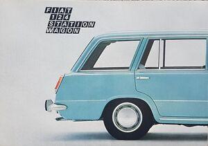 Fiat 124 station wagon