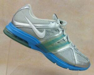 Nike Air Max Trainer Excel Silver/Blue