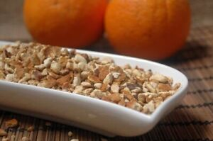 Krauterino 24-bucce d'arancia dolce tagliati - 50g