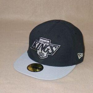 wholesale dealer 09c0c 29d1f Image is loading New-Era-Los-Angeles-Kings-59FIFTY-NHL-Team-