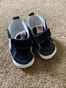 Baby Vans Size 3 Used   eBay