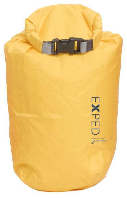 Exped vif-Camping étanche Imperméable 5 L Drybag en jaune vif-Camping Exped & Extérieur 1c28b7