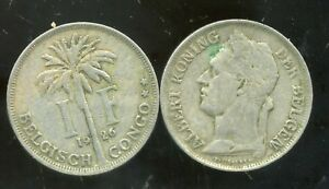 Belgian-Congo-1-franc-1926-Belgisch
