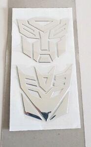 3D Autobot Transformers Decepticon Decal Car Sticker Car Decoration PVC Durable