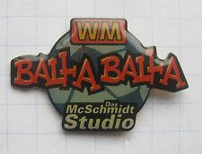 M / WM BALLA BALLA ..................Mc DONALD`s-Pin (106c)