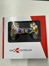 Artikelbild King Controller PS4 Stickerbomb inkl. Remapping Playstation 4 PS4