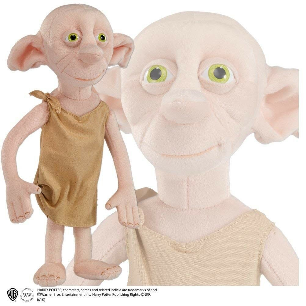 Dobby Plush Peluches Noble Collection saga Harry Potter