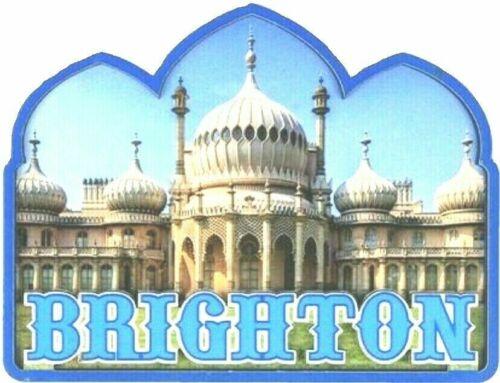 Brighton Fridge Magnet Pavilion Tourist Souvenir Gift Scenes Sussex Landmarks