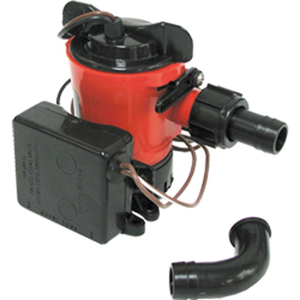 Johnson Ultima Combo Bilge Pump 1000GPH, 12V