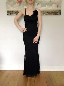 Vestido largo mujer ebay