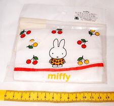 MIFFY DICK BRUNA 2008 porta fazzoletti in cotone, handkerchief wallet cherry
