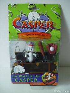 Figurine Casper Fantomes Surprises - La Malle de Casper / Lansay [New-Sealed]