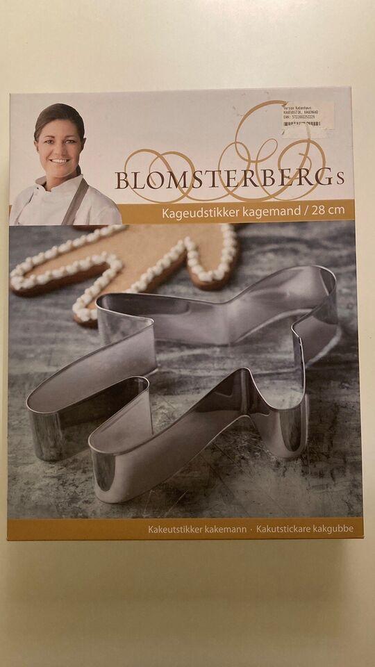 Mette Blomsterberg Kageudstikker