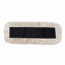Boardwalk Mop Head Dust Cottonsynthetic Fibers 48 X 5 White Bwk1648