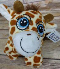 Zookiez Slappy Giraffe Stuffed Animal Slaps On Wrist And Holds On.