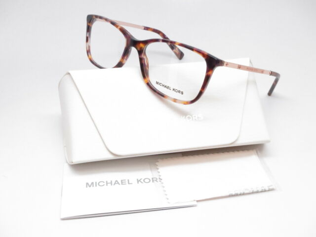 53ef0d416b36 Frequently bought together. Michael Kors MK 4016 Antibes 3032 Sunset  Confetti Tortoise Eyeglasses 53mm