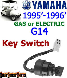yamaha g14 gas and electric golf cart key switch with 2000 yamaha r6 wiring-diagram