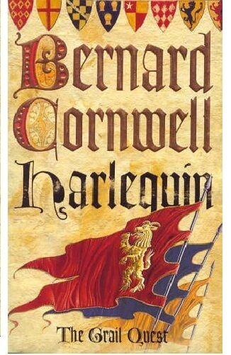 BERNARD CORNWELL _____ HARLEQUIN ____ BRAND NEW ____ FREEPOST UK