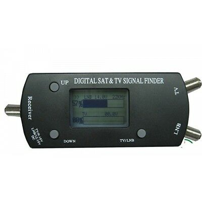 Joblot x10 ST2 Satellite & Terrestrial TV Aerial Signal Finder Meter Caravan