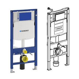 Geberit Duofix UP 320 WC Spülkasten Unterputz Vorwand WC-Element ...