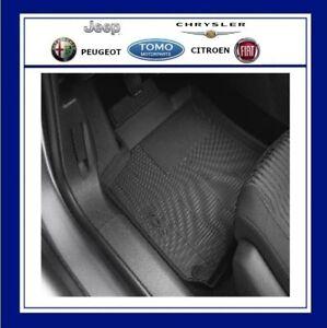 New Genuine Rubber Mats Peugeot 308 (Hatchback) Front & Rear 1609853180